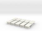 iPad Mini Abacus Case Plugs 10x in White Strong & Flexible