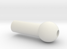 Connector in White Strong & Flexible