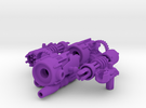 D.R.E.A.D Suppressor miniguns in Purple Strong & Flexible Polished