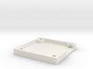 Naze32 rev5 case - bottom half in White Strong & Flexible
