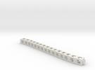 Rokenbok S-Beam in White Strong & Flexible