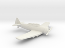 1:144 T6 TEXAN MG PODS  in White Strong & Flexible