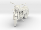 Honda Shadow 700cc in White Strong & Flexible