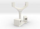 Logitech Holder in White Strong & Flexible