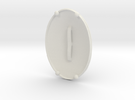 0.7mm Micro Deckel in White Strong & Flexible