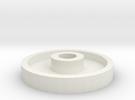 Dishwasher-wheel in White Strong & Flexible