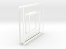 LM Windows Set in White Strong & Flexible Polished