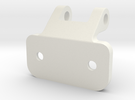 Subaru 360 Van Hinge 2 in White Strong & Flexible