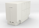 1/32 Scale Flight Deck Tool Box in White Strong & Flexible