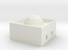 Desert House 4 in White Strong & Flexible