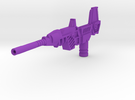WingerBlitzer Big Blaster in Purple Strong & Flexible Polished