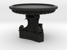 Versailles fountain in Black Strong & Flexible