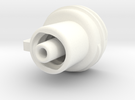 Embout GF V3 in White Strong & Flexible Polished