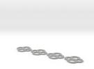 4 MultiLine Tensioner in Metallic Plastic