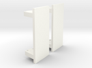 Grundplatte Frontlader Siku Control in White Strong & Flexible Polished