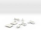 Macchina del tempo - 3 di 6 in White Strong & Flexible