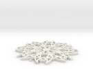 Elexis Pendant2 in White Strong & Flexible
