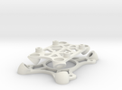 Omnimac PX4 Mount V1.0 in White Strong & Flexible