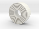 HO Metal Coil for Steel Train  in White Strong & Flexible