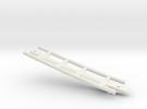 Looping Gelb Schiene Kurz Verbindung in White Strong & Flexible