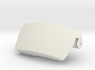 42 Servo Case Half in White Strong & Flexible