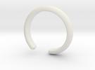 Bracelet (piece 4) in White Strong & Flexible