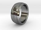 Ring in Premium Silver