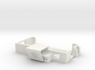 SP3 USB Holder in White Strong & Flexible
