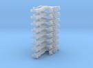 ZB (H0e) - 4P Drehgestelle für 4-ax Gw (alt) in Frosted Ultra Detail