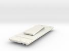Litebeam Back in White Strong & Flexible
