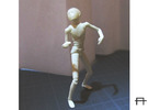 1/20 scale ALPHA EGO BJD kit, Male V01 in Frosted Ultra Detail