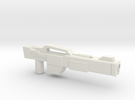 Rifle (No Details) in White Strong & Flexible