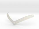 Tiara 1.0 in White Strong & Flexible