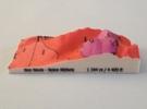 Ben Nevis - Strata in Full Color Sandstone