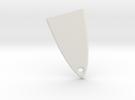 ESP/LTD Truss Rod Cover in White Strong & Flexible