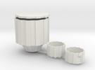 Watertoren 1:160 in White Strong & Flexible