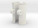 Feiyu-Tech G4S GoPro Clamp - 'Super Tough' Version in White Strong & Flexible