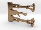 MMW-48020 1880 Coupler in Raw Brass