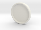Storz C gasket plug - Dichtungsstopfen für Storz-C in White Strong & Flexible