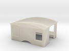 009 Tom Rolt Cab for Meridian Models kit in White Acrylic