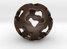 Xdome3 in Matte Bronze Steel