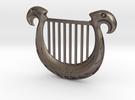 Zelda's Harp in Stainless Steel