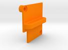 Super Had Mini ServoBack in Orange Strong & Flexible Polished