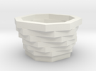 Planter in White Strong & Flexible