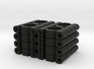 TKSQ 1400 SET in Black Strong & Flexible