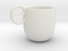 Espresso Cup in White Strong & Flexible