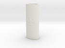 Batman - Bic Lighter Case in White Strong & Flexible