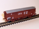 2351 1/148 German train-ferry van E277 in Frosted Ultra Detail
