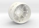 "ZC-825 Mod 2.125"" (1pcs) in White Strong & Flexible Polished"