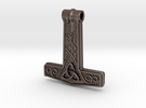 Thor hammer in Stainless Steel